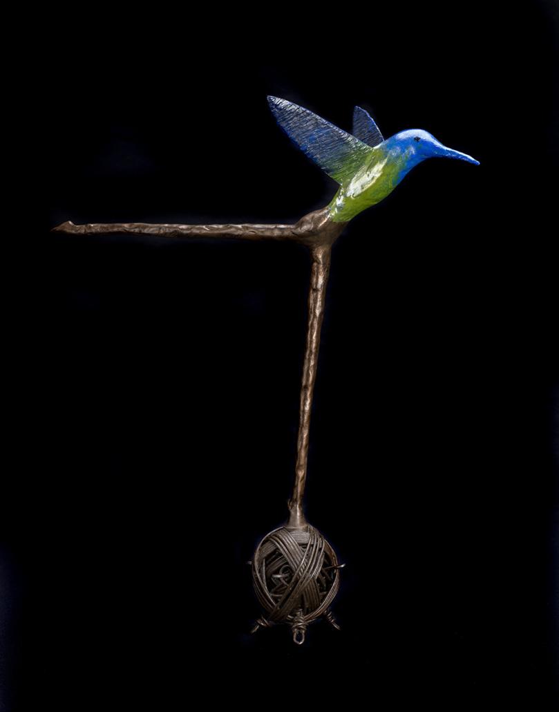 Arabesque Hummingbird